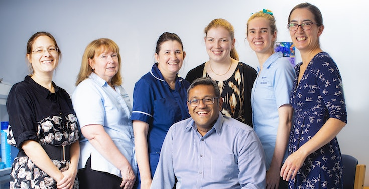 NHS staff who rebuilt grandmother's jaw in 14-hour surgery hailed as fabulous