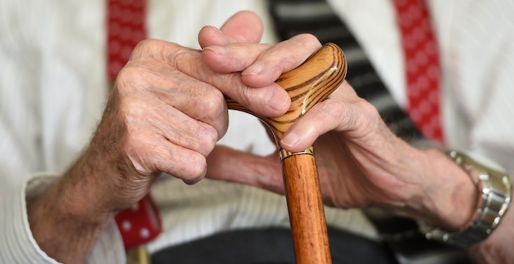 Around 1.5 million older people have unmet need for social care