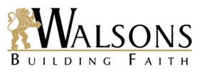 Walsons Healthcare's logo takes you to their list of jobs