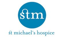 St Michaels Hospice's logo takes you to their list of jobs