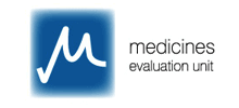 Medicines Evaluation Unit's logo takes you to their list of jobs