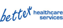 Better Healthcare's logo takes you to their list of jobs