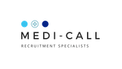 Medi-Call Recruitment's logo takes you to their list of jobs
