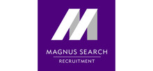 Magnus Search Ltd's logo takes you to their list of jobs