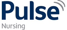 Pulse Nursing's logo takes you to their list of jobs