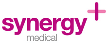 Synergy Medical's logo takes you to their list of jobs