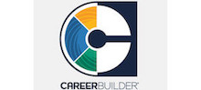 Career Builder Sourcing Solutions's logo takes you to their list of jobs