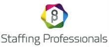 Staffing Professionals's logo takes you to their list of jobs