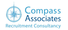 Compass Associates Ltd's logo takes you to their list of jobs