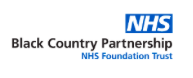 Black Country Partnership NHS Foundation Trust's logo takes you to their list of jobs