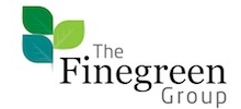 The Finegreen Group's logo takes you to their list of jobs