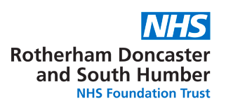 Rotherham, Doncaster & South Humber NHS Trust's logo takes you to their list of jobs