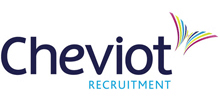 Cheviot Recruitment's logo takes you to their list of jobs