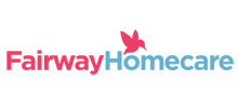 Fairway Homecare's logo takes you to their list of jobs
