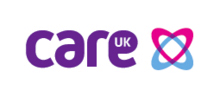 Care UK's logo takes you to their list of jobs