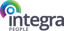 Integra People's logo takes you to their list of jobs