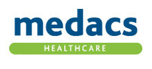Medacs Healthcare Nursing's logo takes you to their list of jobs