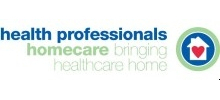 Health Professionals's logo takes you to their list of jobs