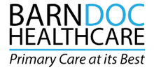 Barndoc Healthcare's logo takes you to their list of jobs