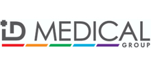 ID Medical's logo takes you to their list of jobs