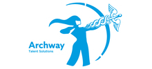 Archway Talent Solutions's logo takes you to their list of jobs