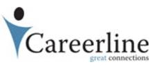 Careerline's logo takes you to their list of jobs