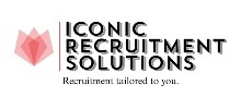 Iconic Recruitment Solutions's logo takes you to their list of jobs