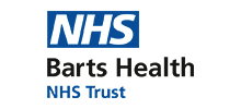 Barts Health NHS Trust's logo takes you to their list of jobs