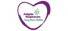 Ashgate Hospice Care's logo takes you to their list of jobs